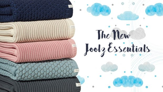 Joolz Essential Ribbed Blanket