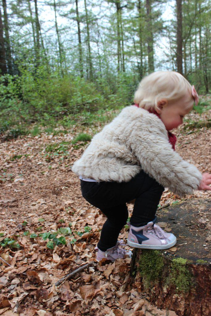 Lore test de schoentjes van Bunnies