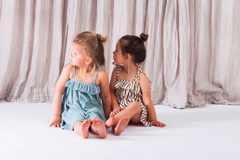 baby jurkje, zomerjurkje meisje, kleine meisjes kleding, house of jamie zomer 2020
