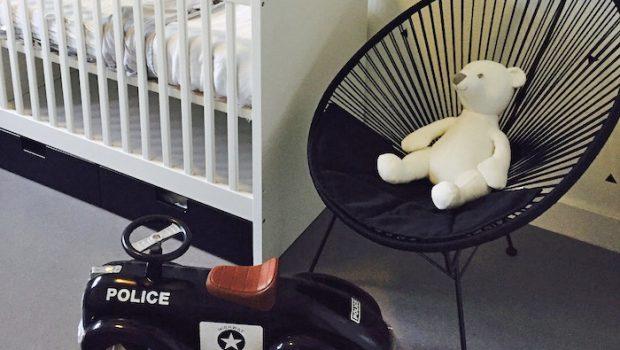 binnenkijken bij, babykamer, babylabel