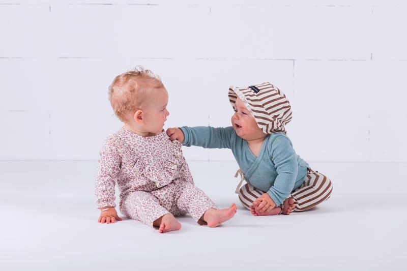 panterprint babykleding, babykleding leopard print