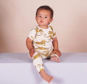 krutter leopard, babykleding korting