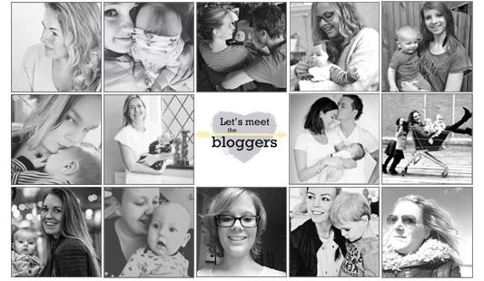 Bloggers babylabel