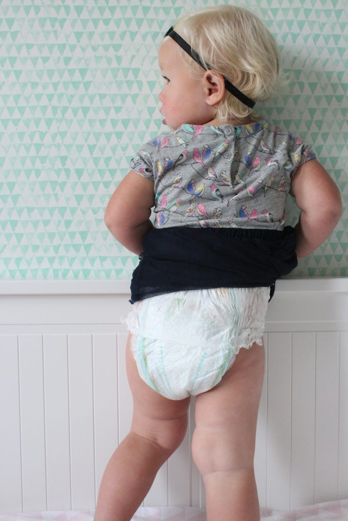 Pampers pants review