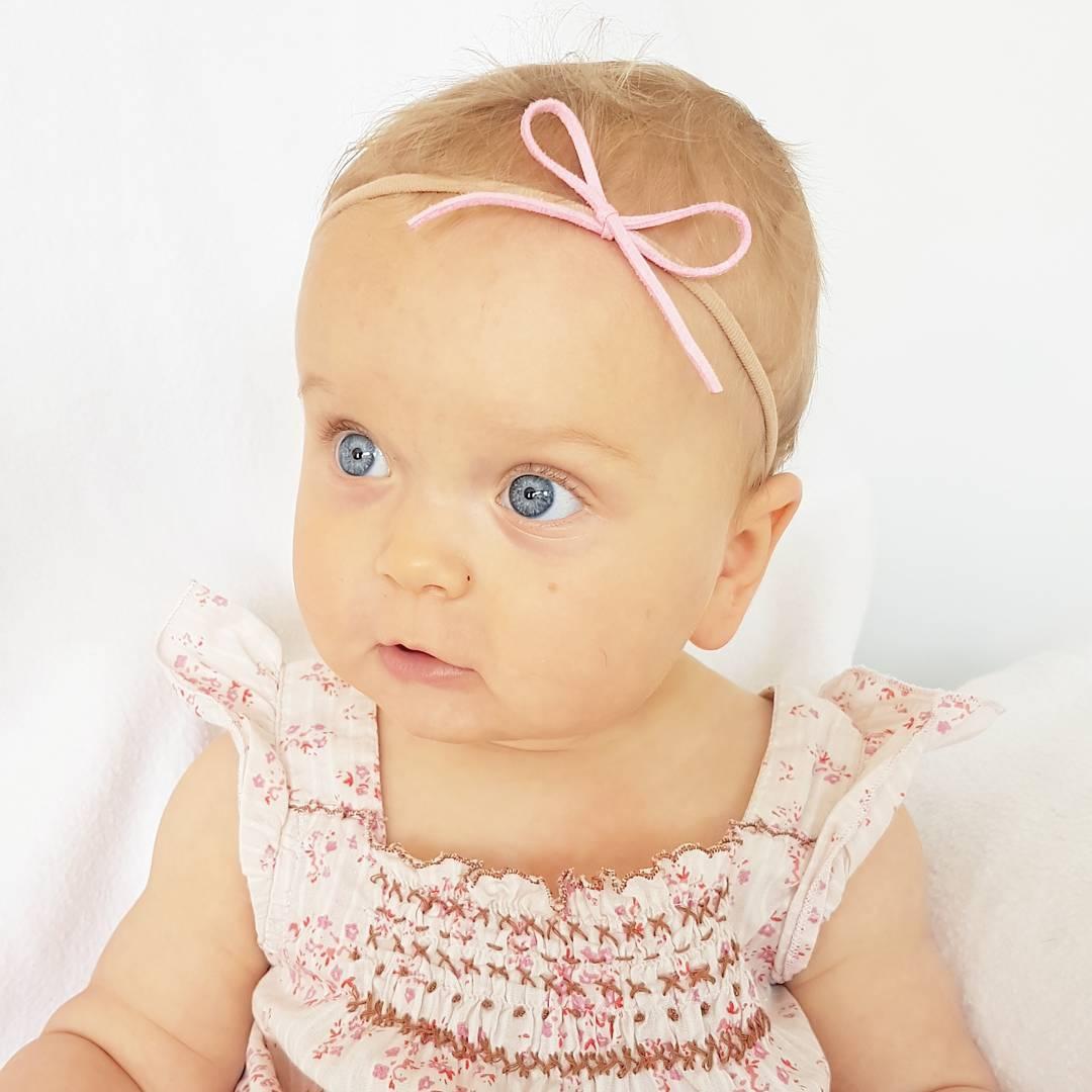 baby haarspeldjes en baby haarbandjes