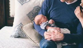 verlofregeling voor vaders