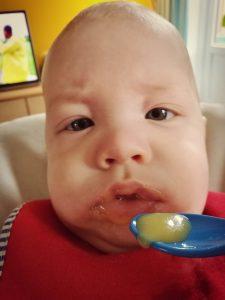 Mijn Babys Eerste Hapjes Ervaring Blog Babylabel