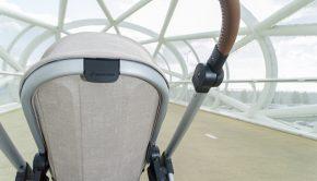 trend in kinderwagens, Maxi-Cosi Nova, babylabel, kinderwagen test