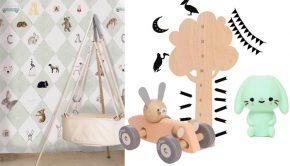 babykamer dieren