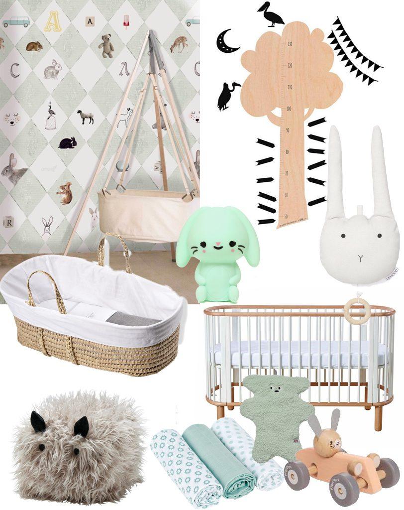 babykamer-inspiratie-babykamers-kinderkamer-styling, dierenkamer