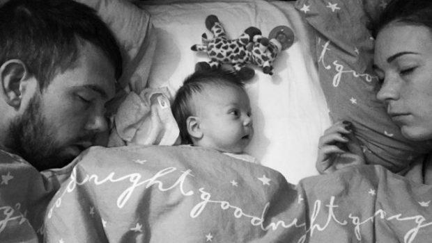 gebroken nachten, slecht slapen met baby