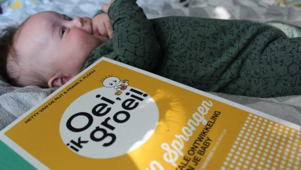 Oei ik groei, babyboek, babybijbel