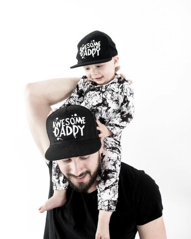 stoere babykleding petjes VanPauline