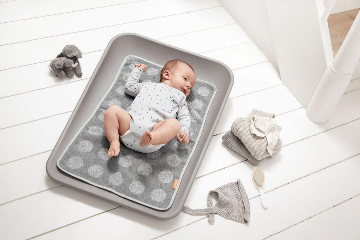 babykamer meubels, aankleedunit