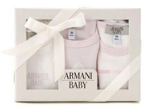 armani baby, Exclusieve babykleding, designerbabymerken, exclusief kraamcadeau