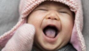 wintermode babykleding