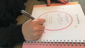 Zwangerschapsdagboek Sophie de Giraf, zwangerschapsdagboek