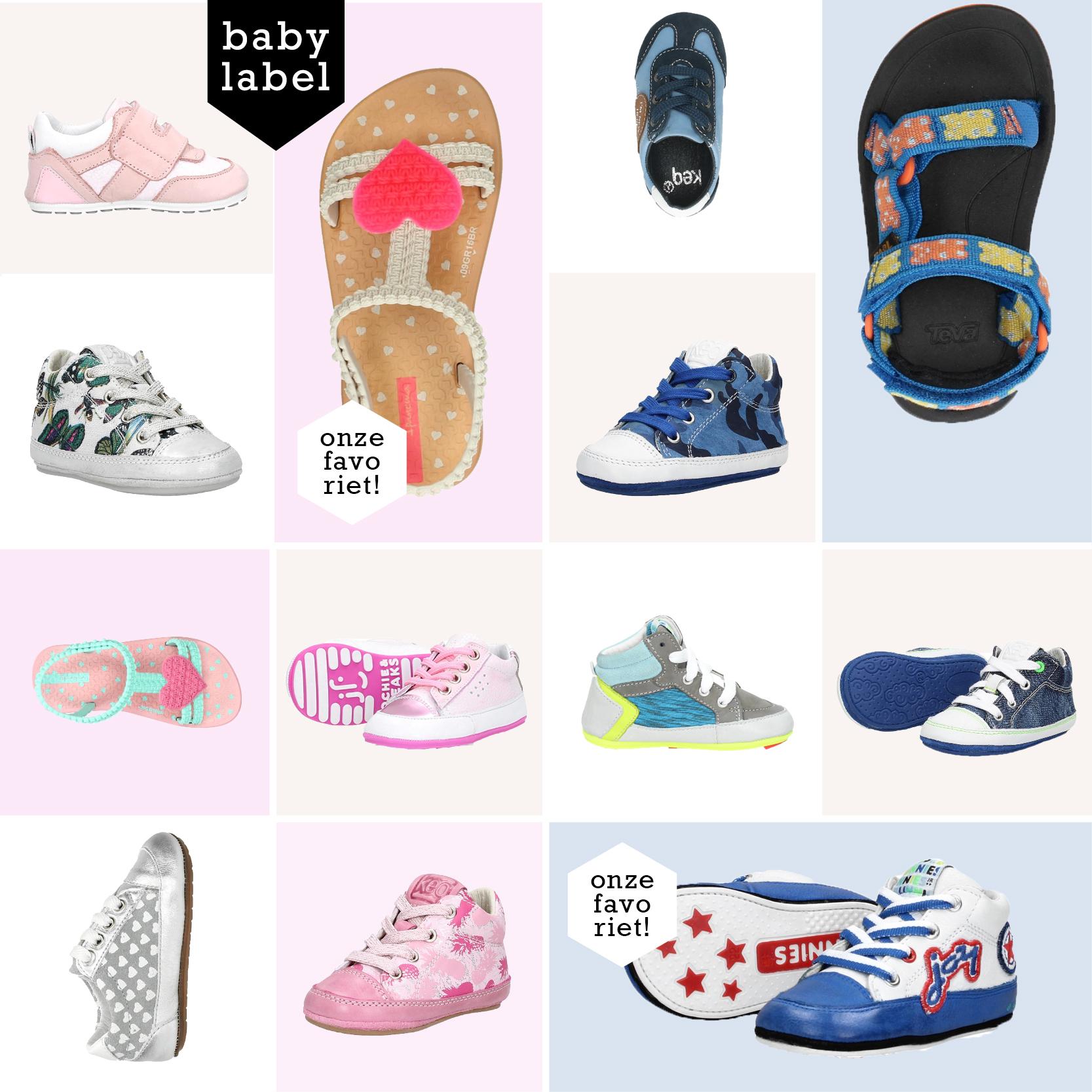 babyschoenen, zomer babyschoentjes, baby sandalen