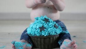 cakesmash, jongens cake smash