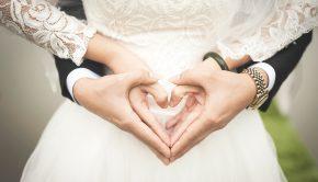 trouwen met baby, trouwfeest plannen met baby