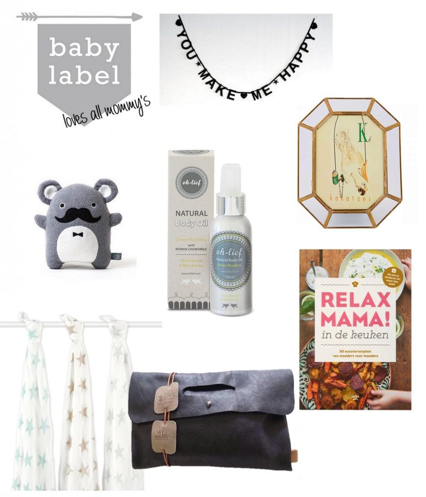 cadeautjes voor moederdag