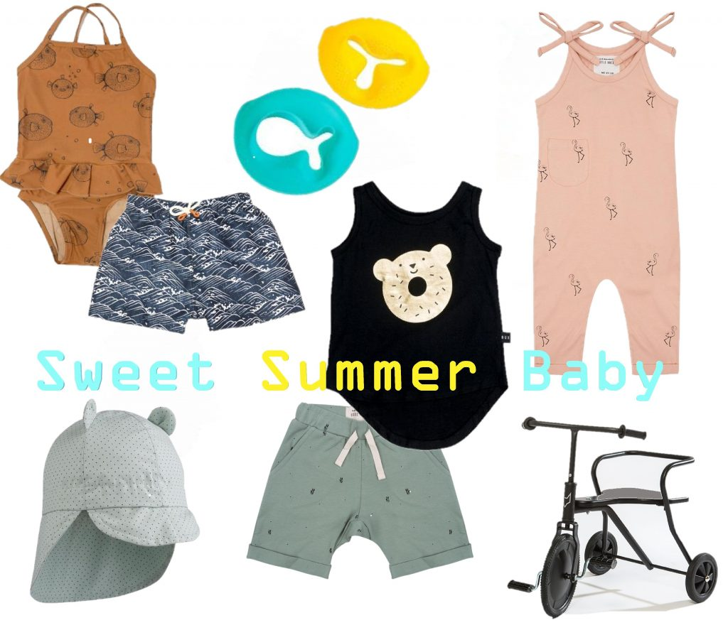 zomerse baby musthaves