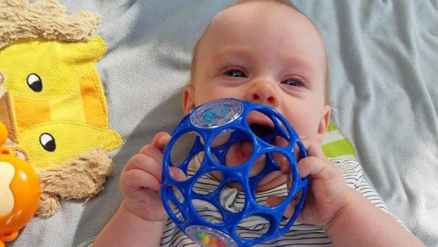 Afscheid nemen van baby tijd, dreumes tijd, babyblog