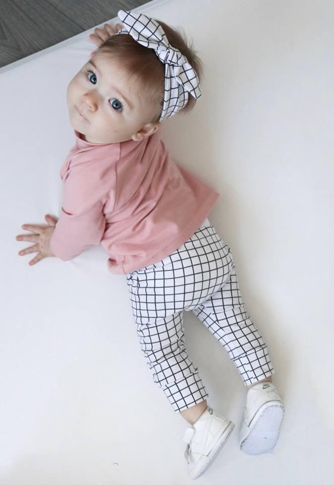 handgemaakte baby kleding