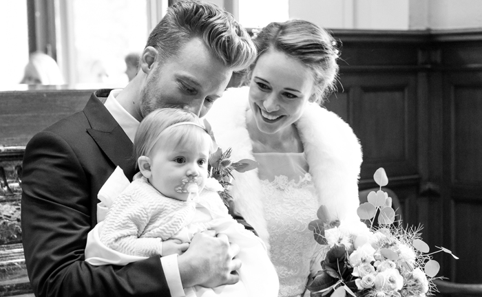 trouwen met een baby, baby bij bruiloft, baby bij trouwfeest, trouwplannen met baby, babyblog, babylabel
