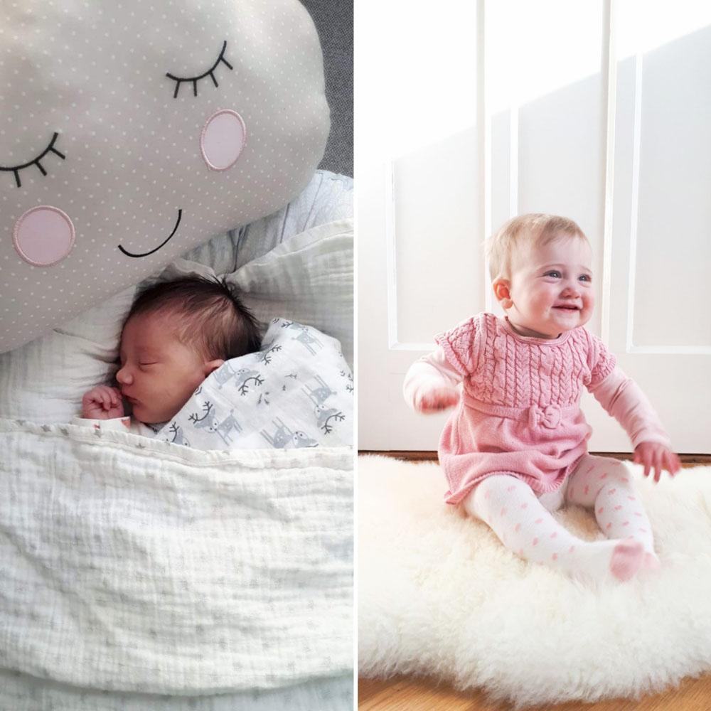 Eerste knipbeurt baby, eerste keer kapper baby, haren knippen baby
