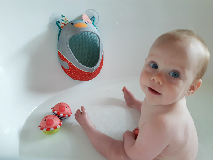 baby badspeelgoed, lilliputiens speelgoed