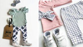 the dreamstore, handgemaakte baby kleding, originele babykleertjes