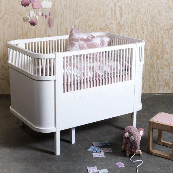 sebra, sebra babybedje, babybed meegroei bed, inrichten babykamer