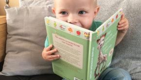 Het eerste woordenboek van Sophie de Giraf