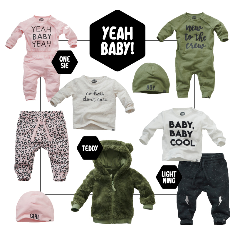 Hippe babykleding, babylabel, z8 winter 2018, z8 newborn