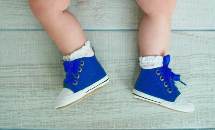 eerste sneakers, Shoesme babyschoentjes, eerste babysneakertjes