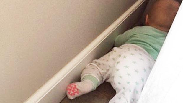 baby op ontdekking, ontwikkeling baby 8 maand
