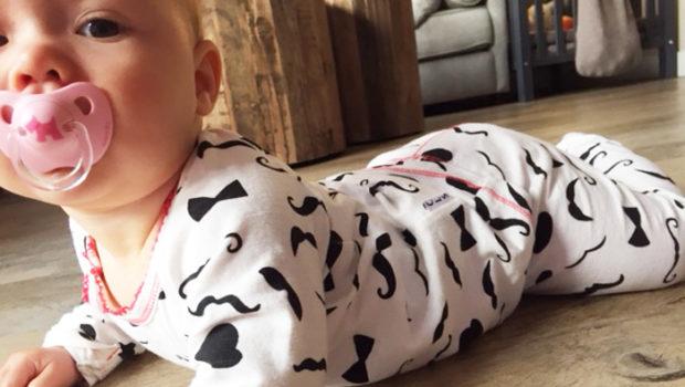 baby pyjama, claesens pyjama