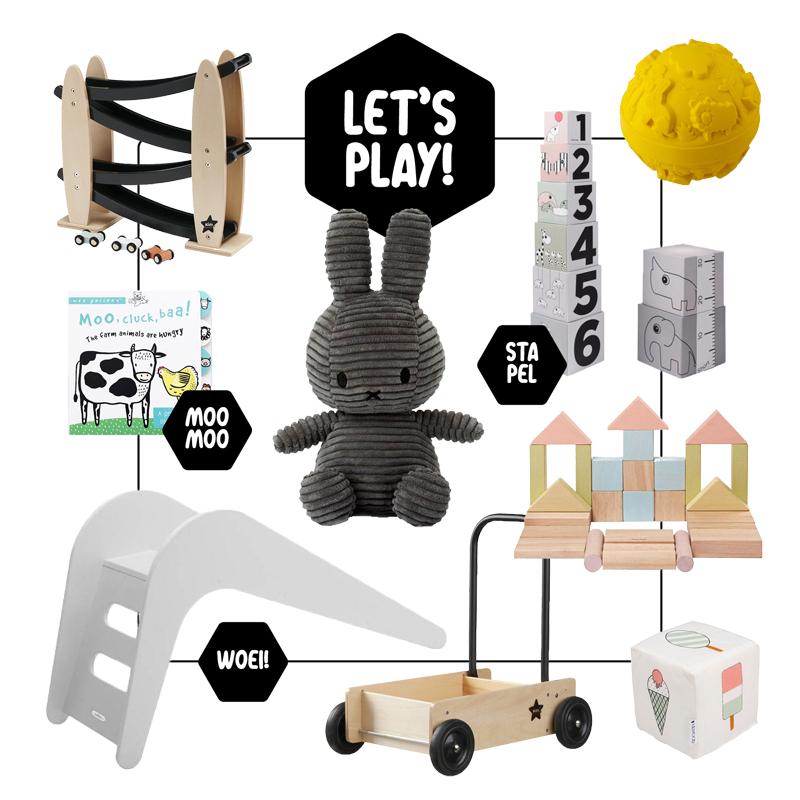 babyspeelgoed, hip baby speelgoed, speelgoed dreumes, baby label