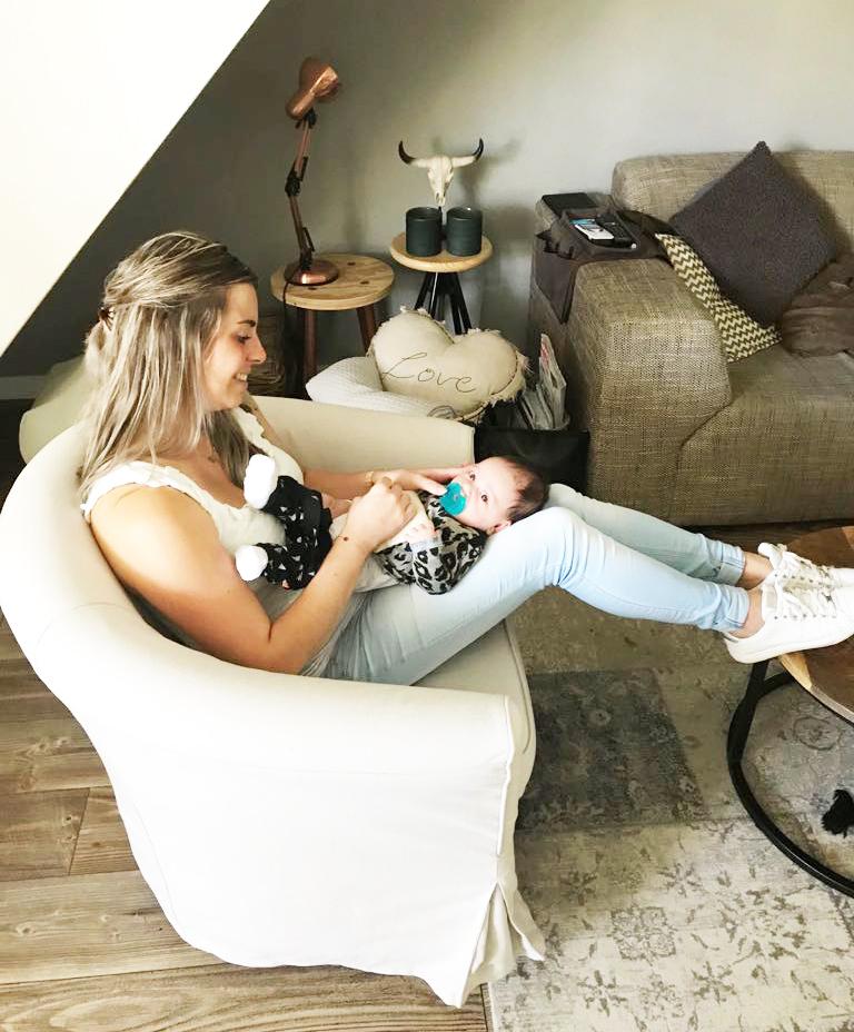 darmkrampjes, wat kan ik doen tegen darmkrampjes baby, babylabel