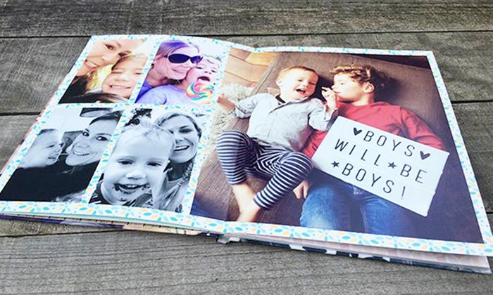 fotoalbum maken, familie album zelf maken