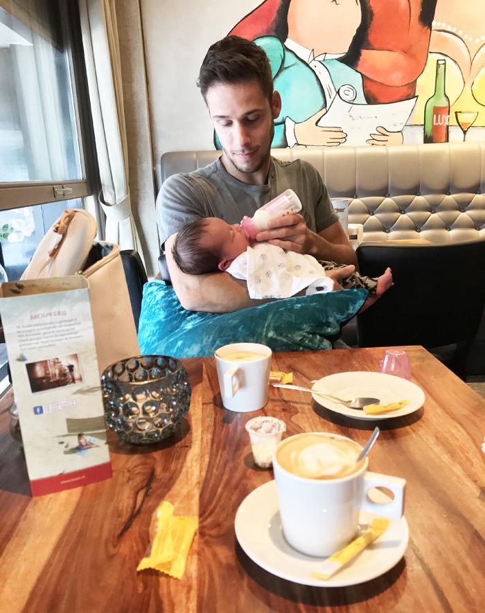partner als vader, eerste keer vader, papa