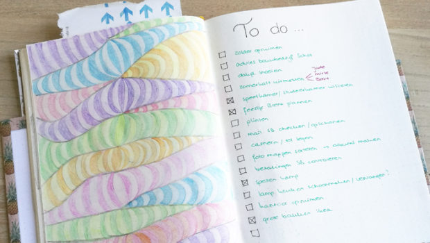 to do lijst, mamablog, babylabel