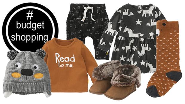 budget babykleding, betaalbare babykleding