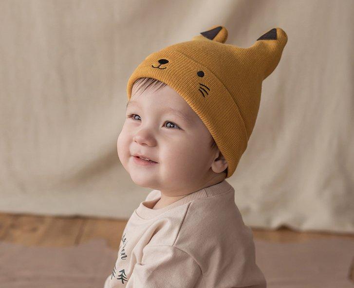 babymutsje, kleine koning, hippe webshop, webshop met hippe babyspullen