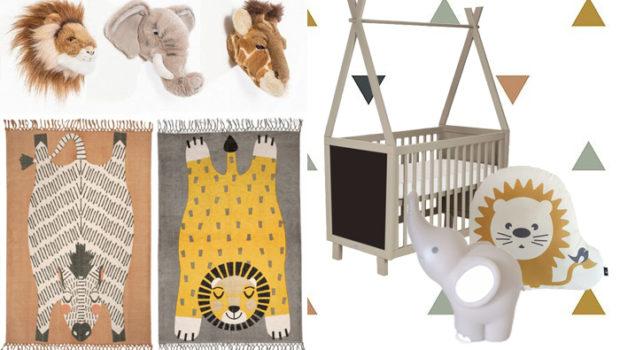 Kinderkamer Kinderkamer Thema : Safari babykamer thema babykamer vol inspiratie en tips babylabel