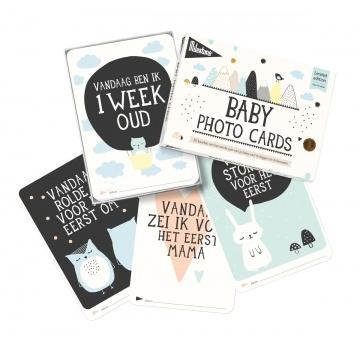kraamcadeau, milestone babykaarten, baby mijlpaalkaart, kleine giraf, baby cadeautjes