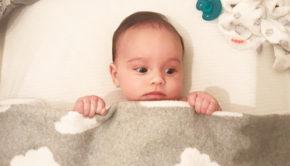 baby wil niet slapen, babyblog