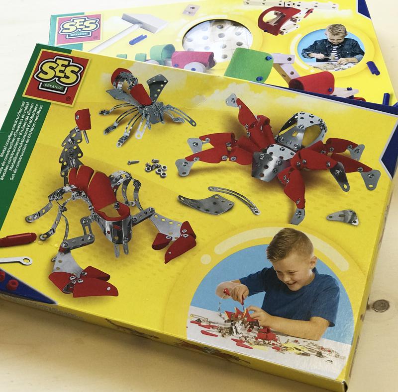 bouwspeelgoed, SES speelgoed online kopen