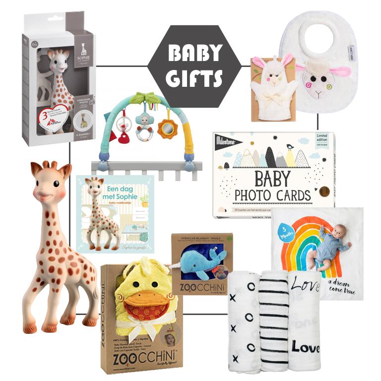 Originele Baby Cadeautjes Leuker Dan Dit Bestaat Niet